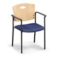 Strata Standard Chair with Arms, 44256