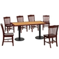Breakroom Table and Chair Set, 44405