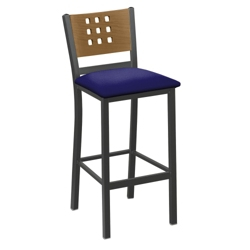 Cafe au Lait Oversized Stool, 44600