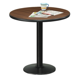 """Cafe au Lait 30"""" Round Standard Height Table, 44601"""