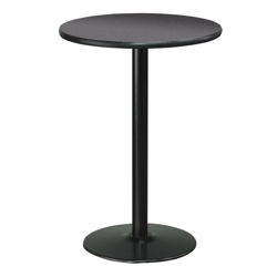 "Cafe au Lait 30"" Round Bar Height Table, 44602"