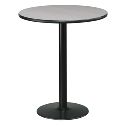 "Cafe au Lait 36"" Round Bar Height Table, 44604"