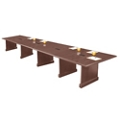Expandable Conference Table with Data Port - 16', 44623