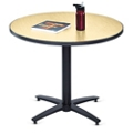 "Loft Standard Height Table - 42"" Diameter, 44679"
