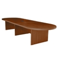 Oval Conference Table - 14'W, 45015