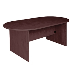 """Solutions Racetrack Conference Table - 71""""W, 45032"""