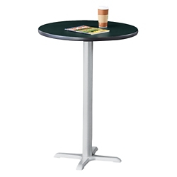 """Frappe Round Bar Height Table - 30""""W , 46012"""