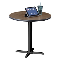 "Frappe Standard Height Round Table - 36""W, 46013"