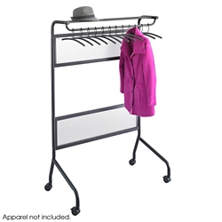 "Impromptu Mobile 58.75""H Coat Rack, 82075"