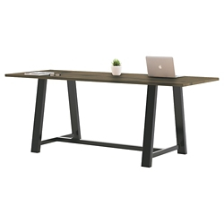 "Collaborative Counter Height Table 96""Wx42""D, 47017"