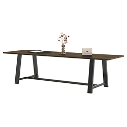 "Collaborative Table 120""Wx42""D, 47021"