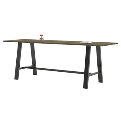 Office table furniture Designer Collaborative Standing Height Table China Office And Restaurant Package Solutionwwwfohcomhk Commercial Tables Shop Office Table Furniture For Conferences