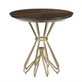 "Round Lamp Table - 30""DIA, 53059"