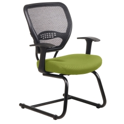 Cantilever Base Mesh-Back Guest Chair, 50547