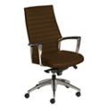 High Back Vinyl Executive Chair, 50034