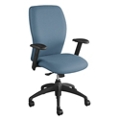 High Back Ergonomic Computer Chair with Knee Tilt, 50570
