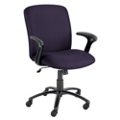 Big and Tall Task Chair with Arms, 50596