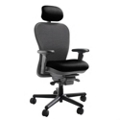450 lb. Capacity Heavy-Duty Mesh Chair with Headrest, 50722