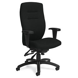 Fabric High Back Ergonomic Task Chair, 57173