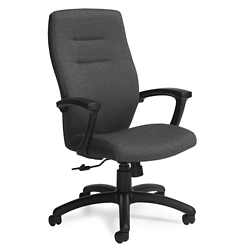 Fabric High Back Conference Chair, 57175