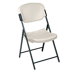 Lightweight Plastic Folding Chair, 51205