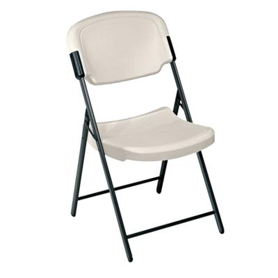 lightweight plastic folding chair