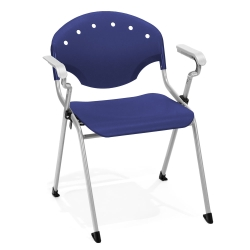 Modern Plastic Stack Chair, 51260