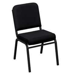 Stack Chair with Solid or Patterned Vinyl, 51344