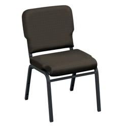 Wing Back Fabric Stack Chair, 51345