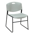 Anti-Microbial Stack Chair with 400 lb. Capacity, 51371