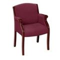 Fabric Arm Chair, 52256