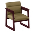 Tapered Arm Conference Chair, 52316