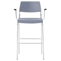 Thermoplastic Guest Stool, 52401