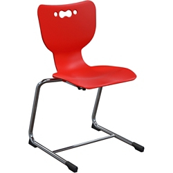"Cantilever Leg 14"" School Chair, 51715"