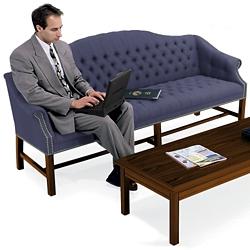 Martell Traditional Fabric Sofa, 76253
