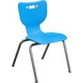 "Four Leg 14"" School Chair, 51712"