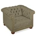 Brittas Bay Tufted Fabric Club Chair, 76256