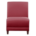 """Parkside Armless Guest Chair in Polyurethane or Fabric - 21""""W, 53620"""
