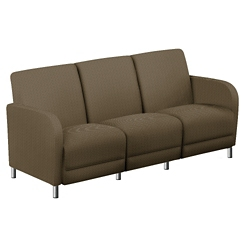 "Parkside Sofa in Polyurethane or Fabric - 69.5""W, 53621"