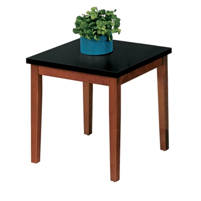 Side tables for office Side Rack New Castle End Table 53672 National Business Furniture Office End Tables Commercial Side Tables National Business Furniture
