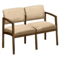 New Castle Designer Upholstery Two Seater, 53679