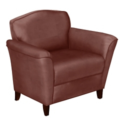 Wexford Faux Leather Club Chair, 76242
