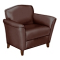 Wexford Leather Club Chair, 76243