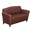 Wexford Faux Leather Loveseat, 76245