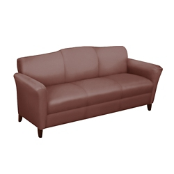 Wexford Faux Leather Sofa, 76248