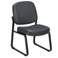 Armless Guest Chair in Vinyl, 53867