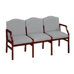 3 Seat Sofa in Heavy Duty Upholstery, 53966