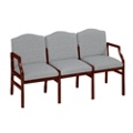 3 Seat Sofa in Heavy Duty Upholstery, 53966