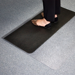 "Ergonomic Sit or Stand Chair Mat- 45"" x 53"", 54002"