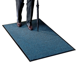Ribbed Floor Mat 4' x 6', 54092